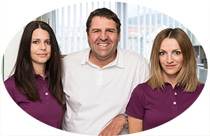 Das Dr. Christoph Wörner Team Innsbruck